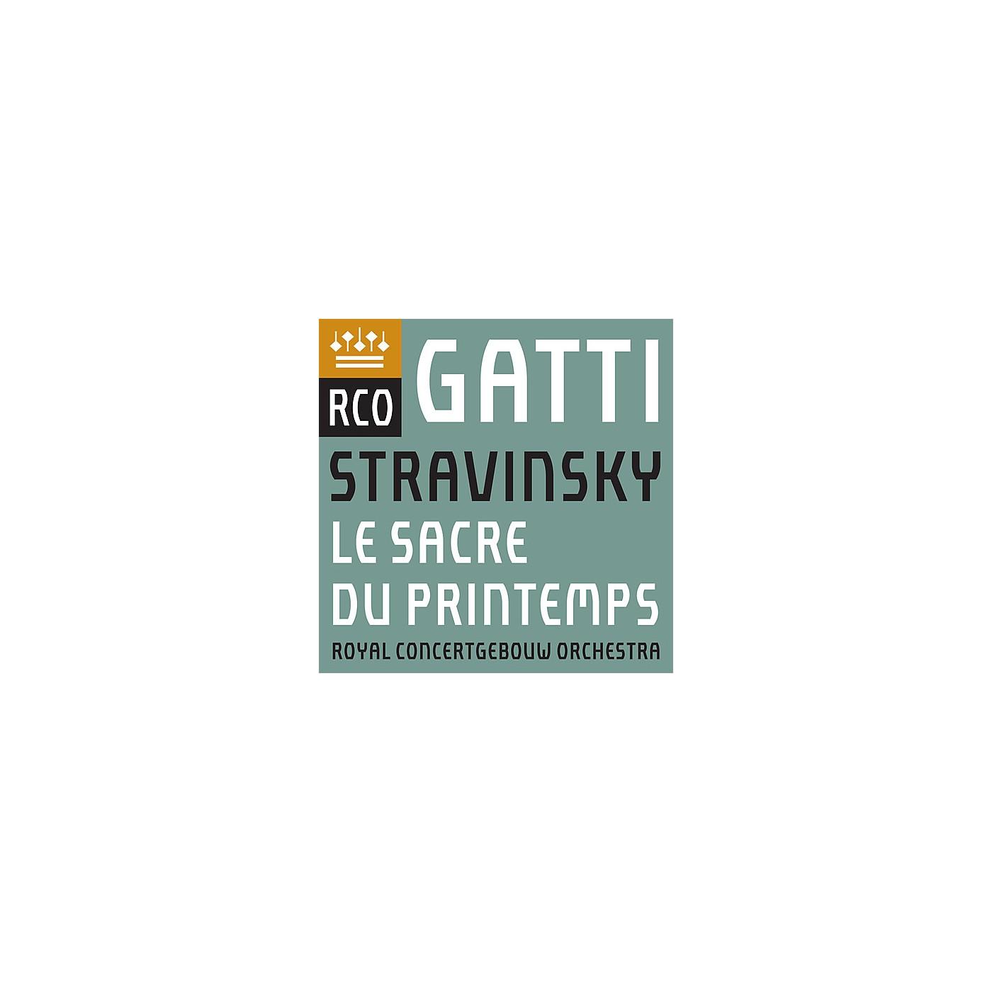 Alliance Stravinsky: Le Sacre Du Printemps thumbnail