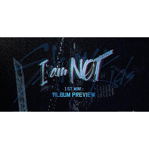 Alliance Stray Kids - I Am Not (CD) thumbnail