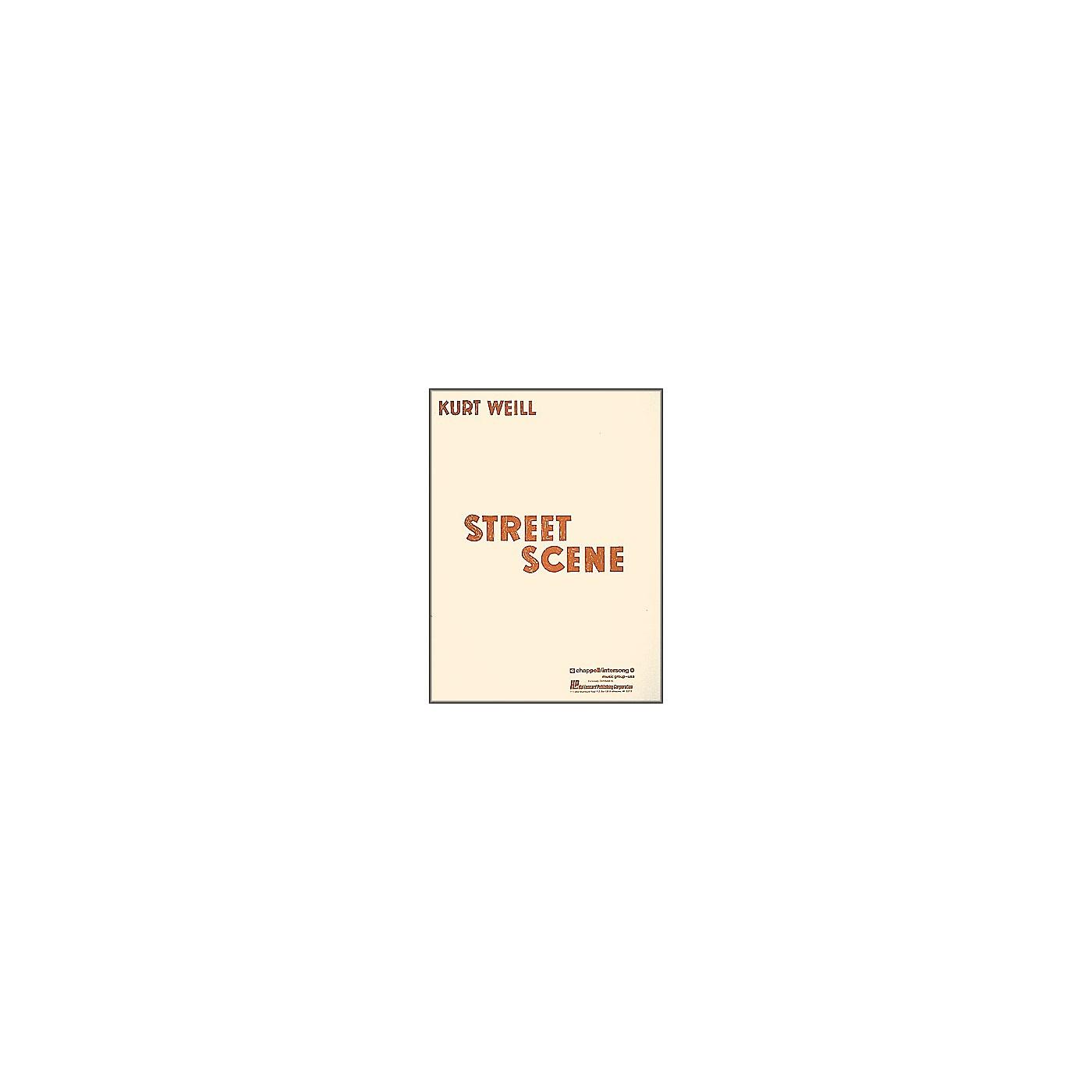 Hal Leonard Street Scene Vocal Score thumbnail