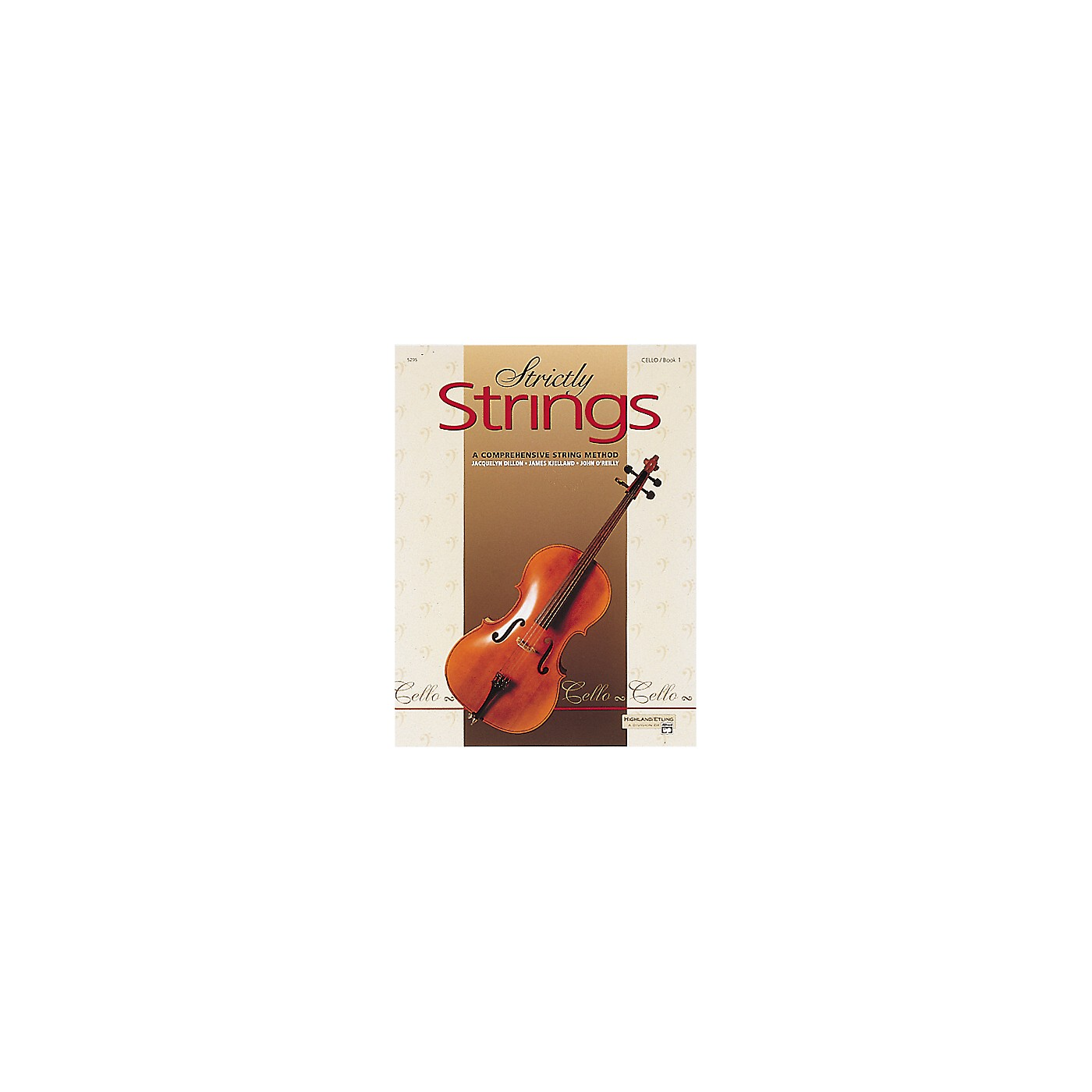 Alfred Strictly Strings Cello Book 1 thumbnail