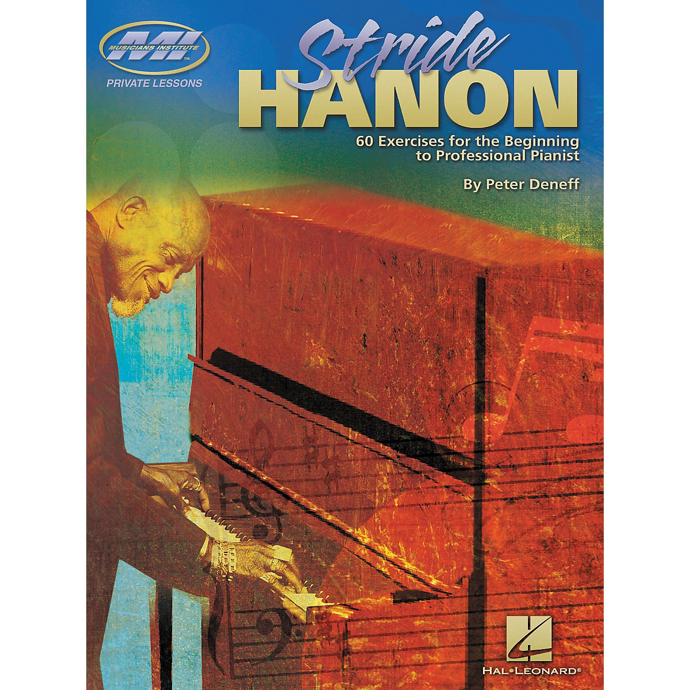 Musicians Institute Stride Hanon - 60 Exercises for the Beginning to Professional Pianist (Book) thumbnail