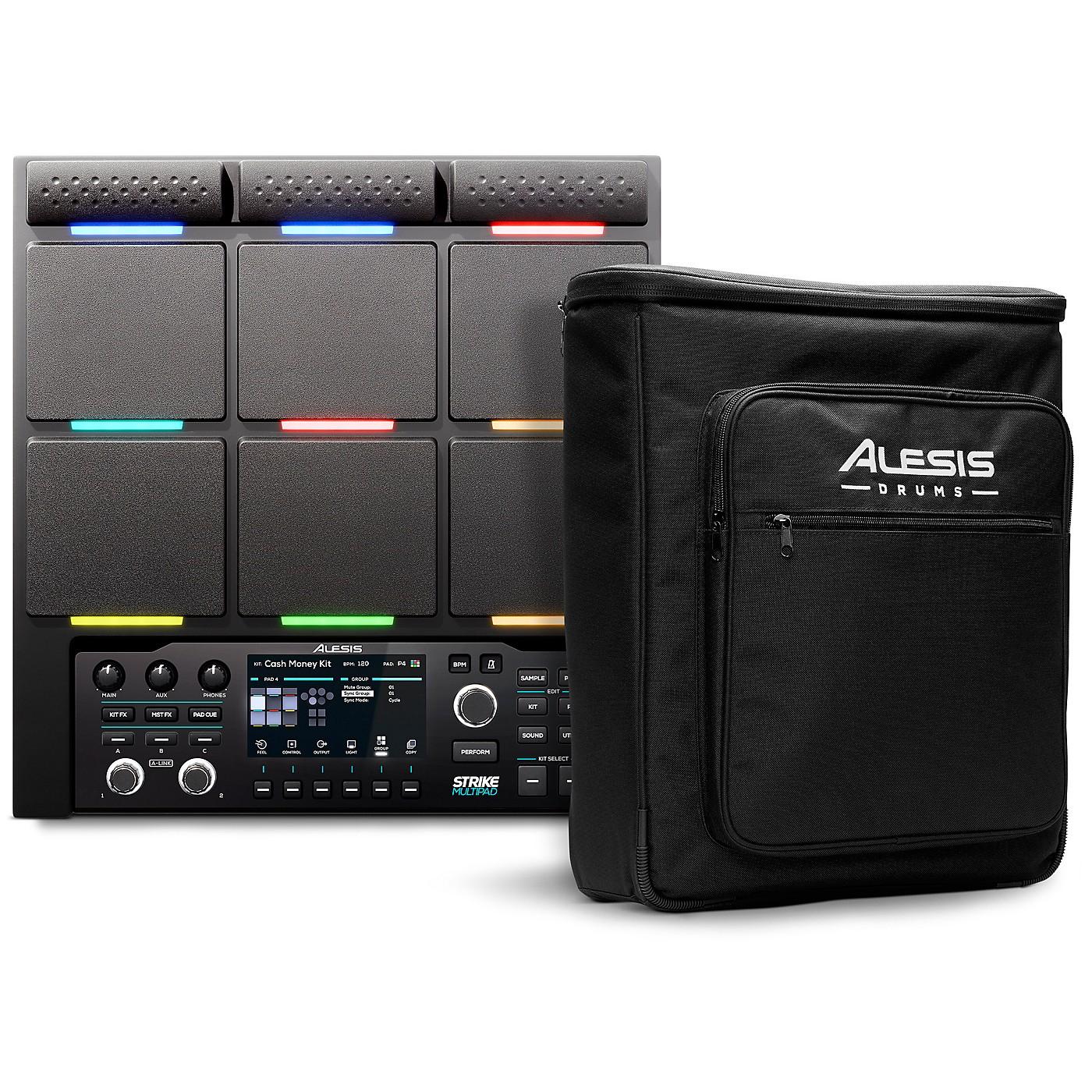 Alesis Strike Multipad Percussion Pad with Alesis Bag thumbnail