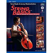 KJOS String Basics Book 2 - Cello