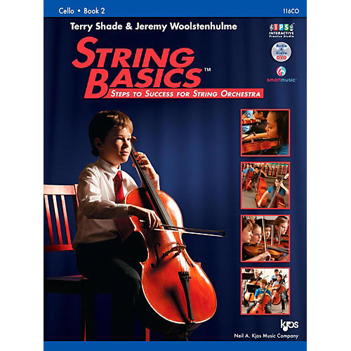 KJOS String Basics Book 2 - Cello thumbnail