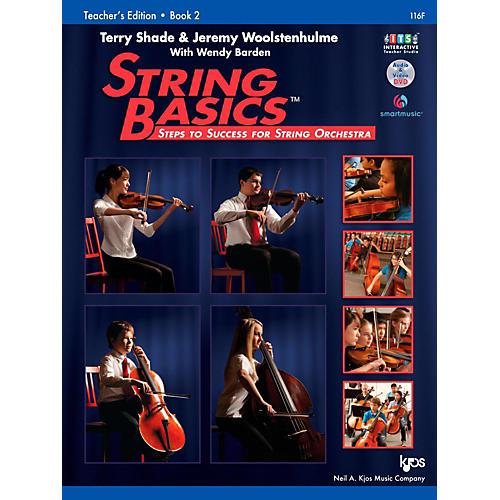 KJOS String Basics Book 2 - Score thumbnail
