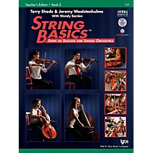 KJOS String Basics Book 3 - Score