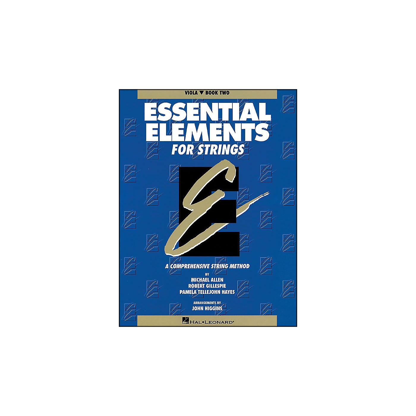 Hal Leonard String Book 2 Viola Essential Elements for Strings thumbnail