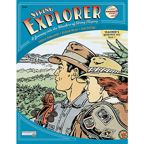 Alfred String Explorer Book 1-thumbnail