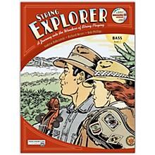 Alfred String Explorer Book 2 Bass