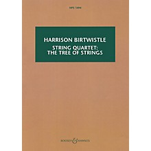 Boosey and Hawkes String Quartet: The Tree of Strings BH Stage Works Series Softcover Composed by Harrison Birtwistle