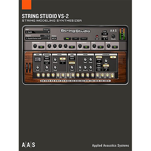 AAS String Studio VS-2 String Modeling Synthesizer thumbnail