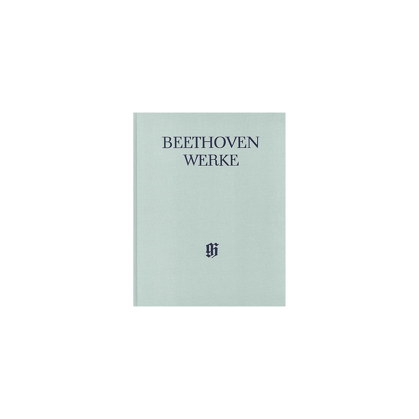 G. Henle Verlag String Trios and String Duo Henle Edition Hardcover by Beethoven Edited by Emil Platen thumbnail