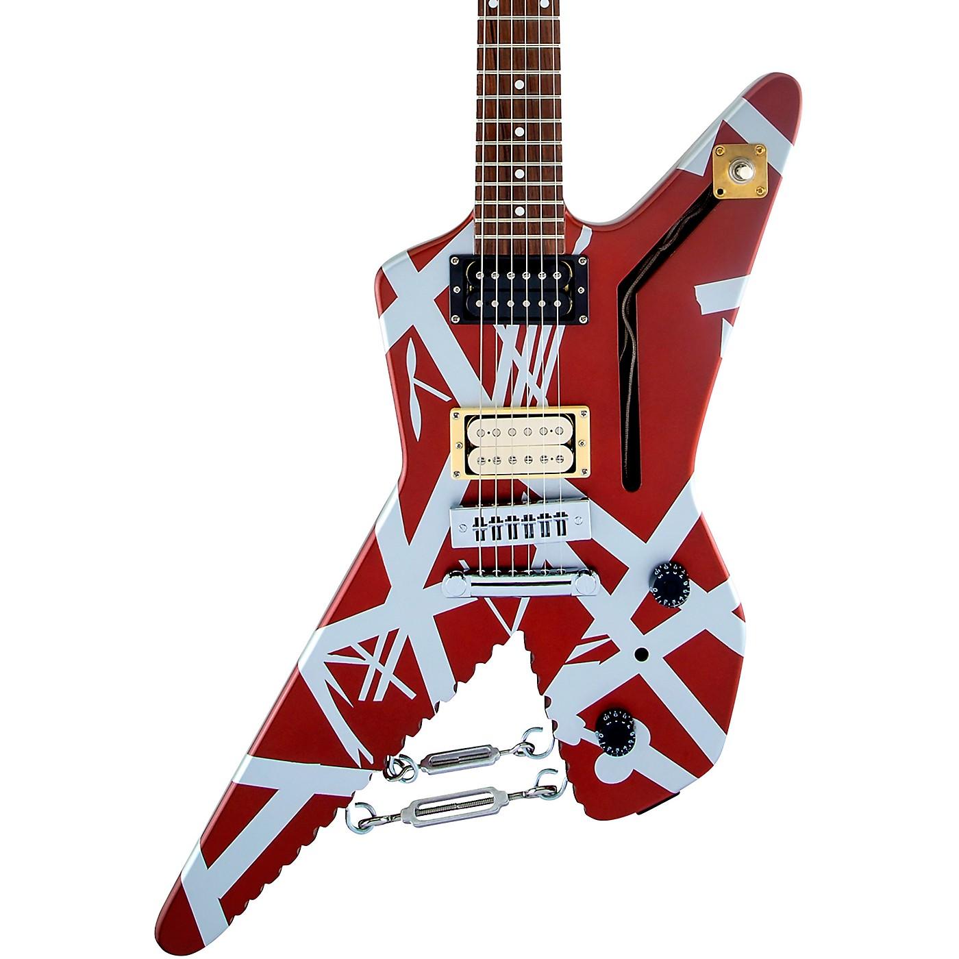 EVH Striped Series Shark Electric Guitar thumbnail