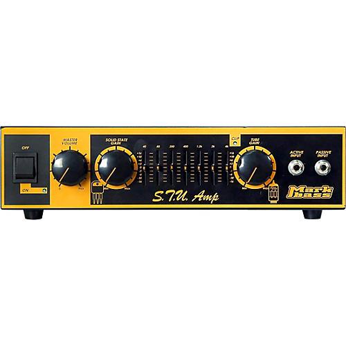 Markbass Stu Amp 1000 Stu Hamm Signature 1,000W Bass Amp Head thumbnail
