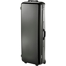 GL Cases Student Baritone Saxophone Black ABS Case