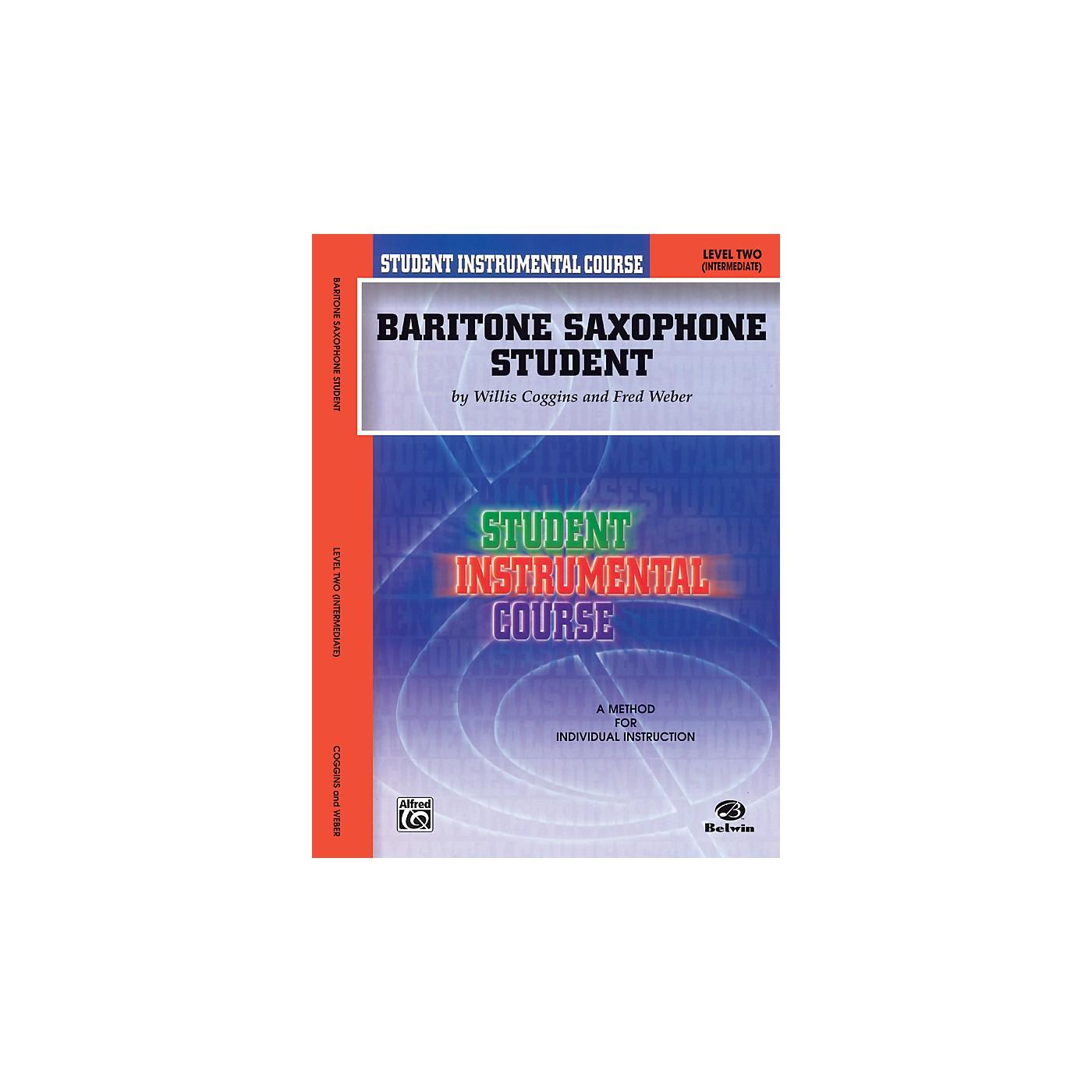 Alfred Student Instrumental Course Baritone Saxophone Student Level II thumbnail