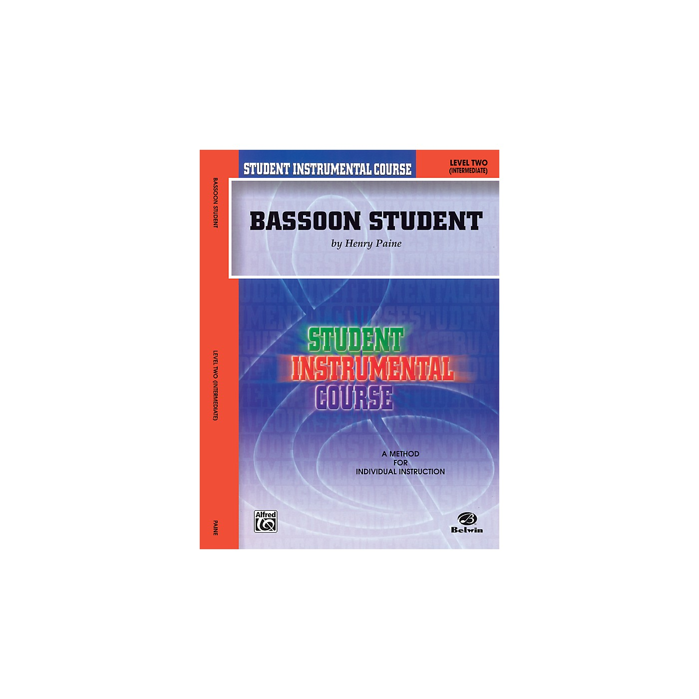 Alfred Student Instrumental Course Bassoon Student Level 2 Book thumbnail