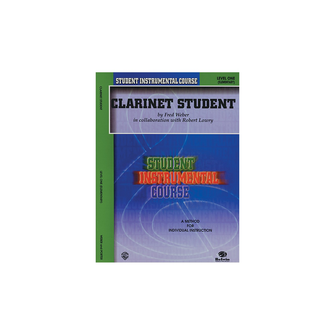 Alfred Student Instrumental Course Clarinet Student Level I thumbnail