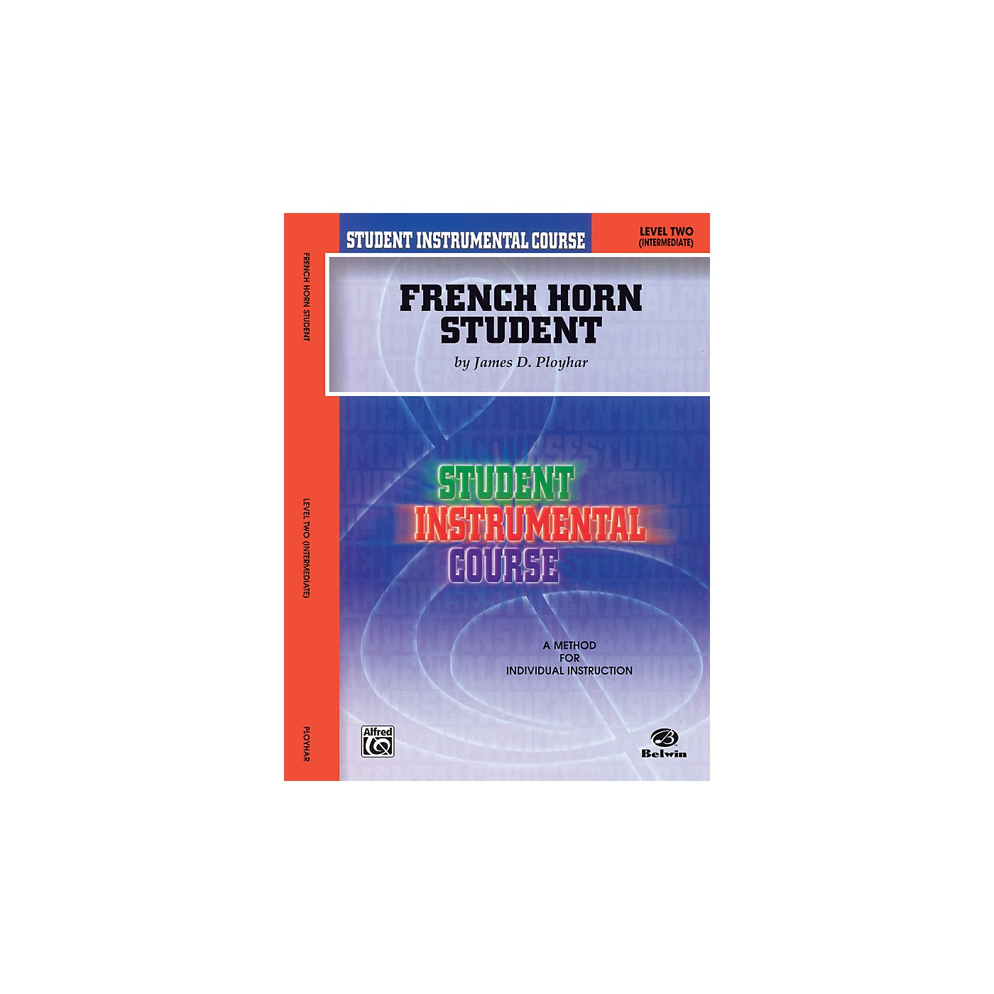 Alfred Student Instrumental Course French Horn Student Level 2 Book thumbnail