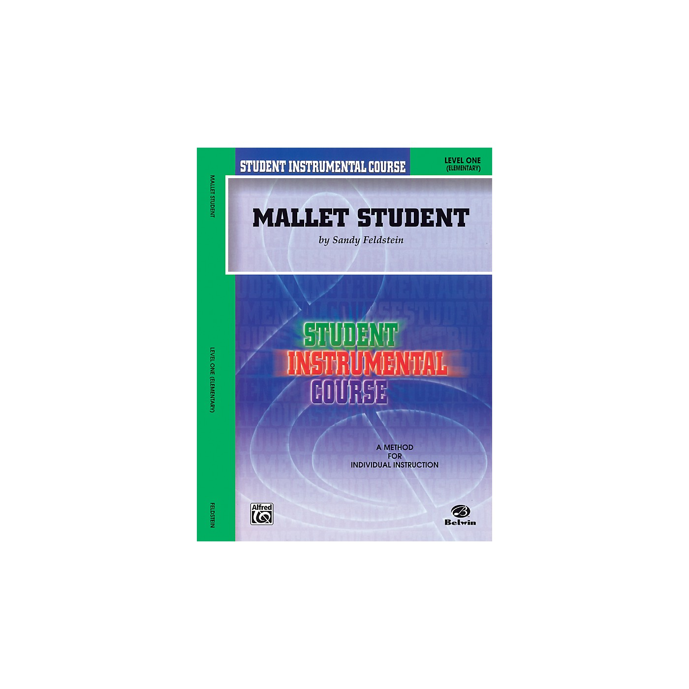 Alfred Student Instrumental Course Mallet Student Level 1 Book thumbnail