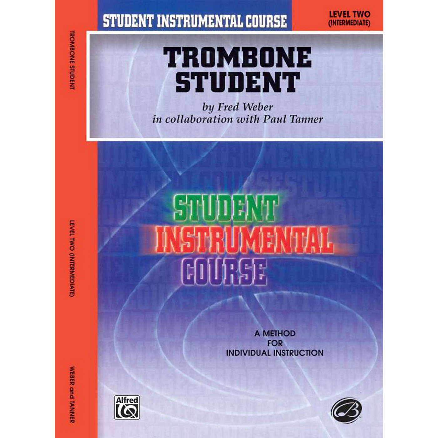 Alfred Student Instrumental Course Trombone Student Level 2 Book thumbnail
