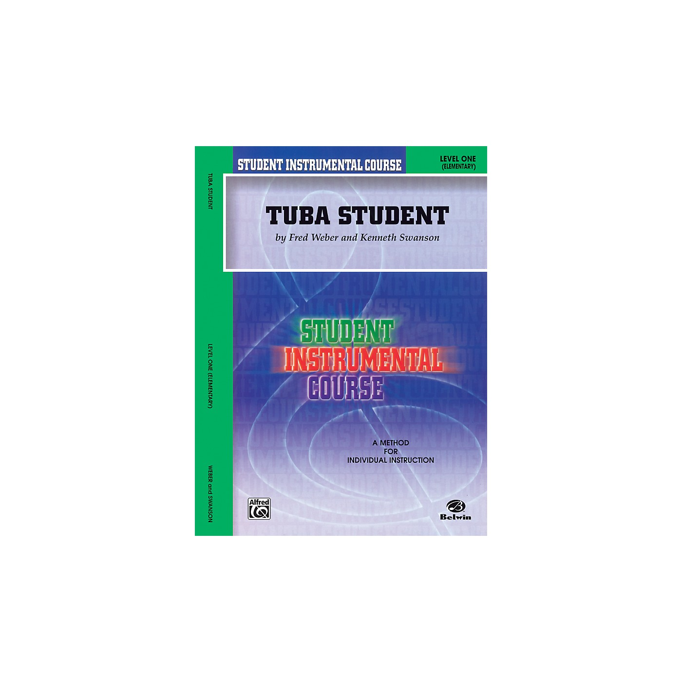 Alfred Student Instrumental Course Tuba Student Level 1 Book thumbnail