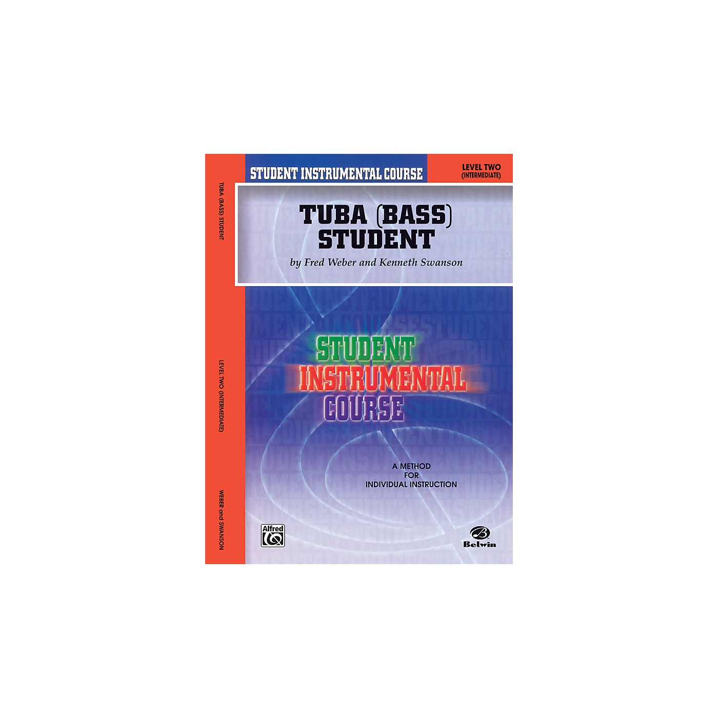 Alfred Student Instrumental Course Tuba Student Level 2 Book thumbnail