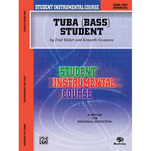 Alfred Student Instrumental Course Tuba Student Level 2 Book-thumbnail