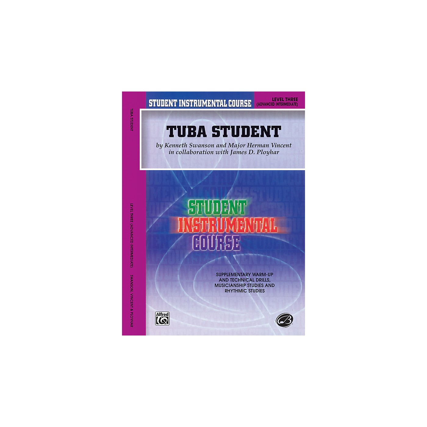 Alfred Student Instrumental Course Tuba Student Level III thumbnail