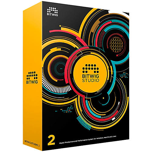 Bitwig Studio 2 Upgrade From Studio 1 thumbnail