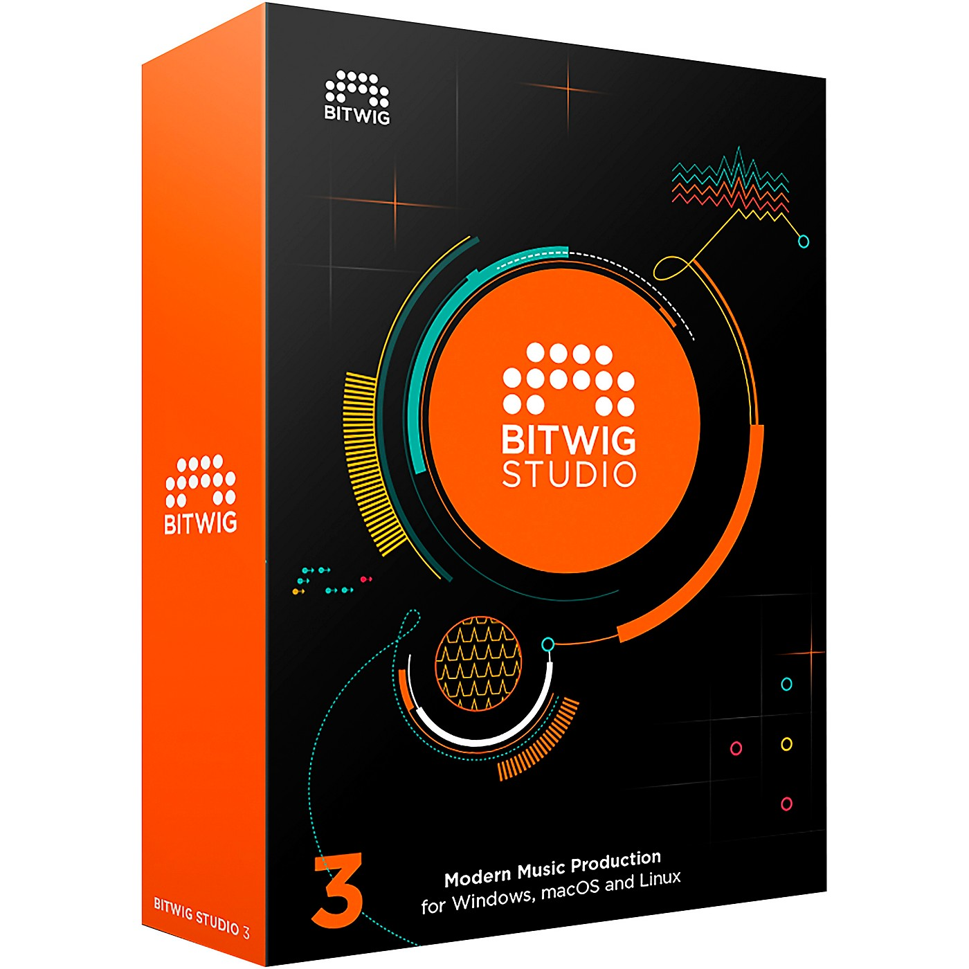 Bitwig Studio 3 Upgrade From 8-Track (Download) thumbnail