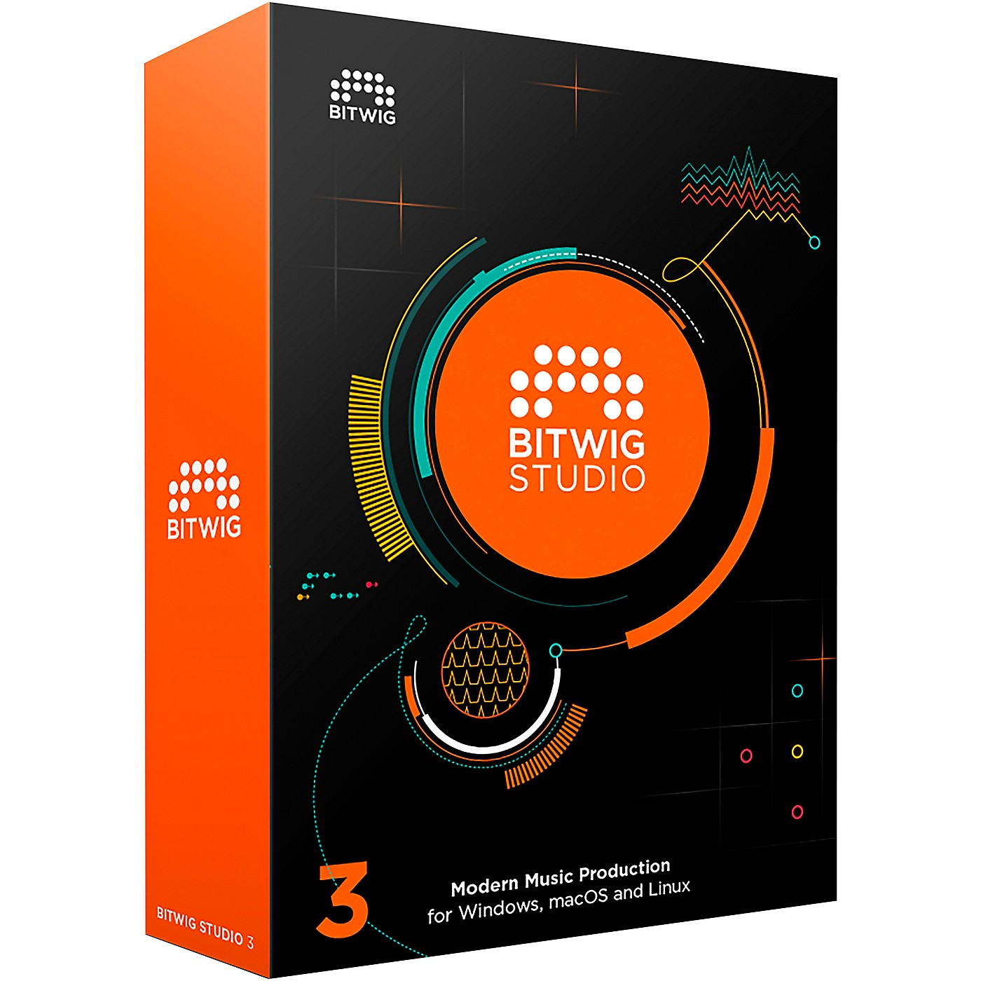 Bitwig Studio 3 Upgrade Plan (Download) thumbnail