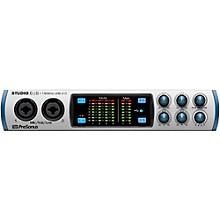 PreSonus Studio 68 (6x8 USB 2.0 24-bit 192 kHz Audio Interface)