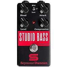 Seymour Duncan Studio Bass Compressor Effects Pedal