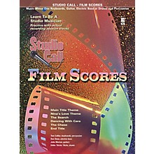 Music Minus One Studio Call: Film Scores - Guitar Music Minus One Series Softcover with CD