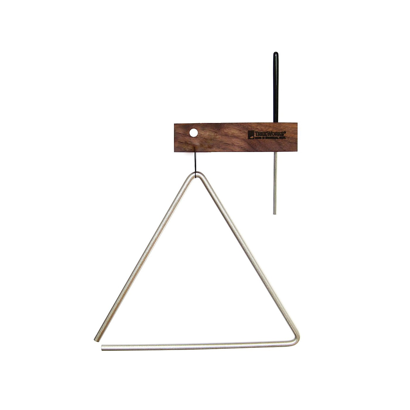 Treeworks Studio Grade Triangle with Beater & Holder thumbnail