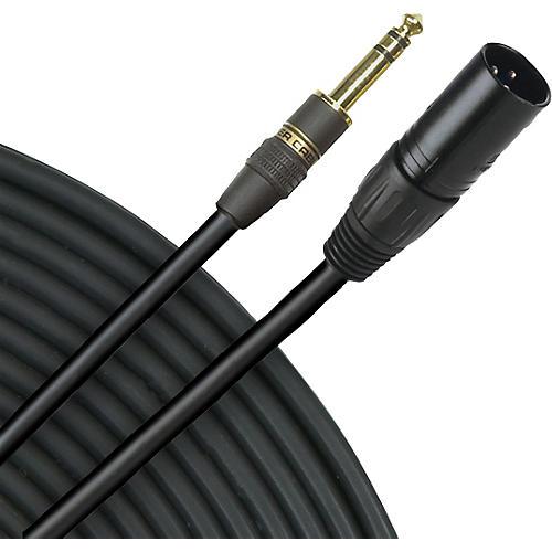 Monster Cable Studio Link 500 Interconnect TRS (M) - XLR (M) thumbnail