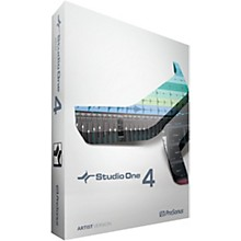 PreSonus Studio One 4 Artist and Notion Bundle
