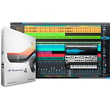 PreSonus Studio One 4 Professional Educational Upgrade (Any Version to Pro 4) Software Download