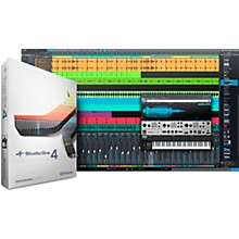 PreSonus Studio One 4 Professional Upgrade from Professional/Producer Software Download