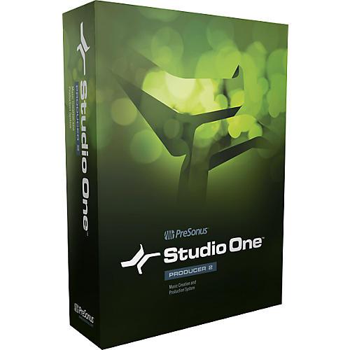 PreSonus Studio One Artist Version 1 to Producer 2.0 Upgrade thumbnail