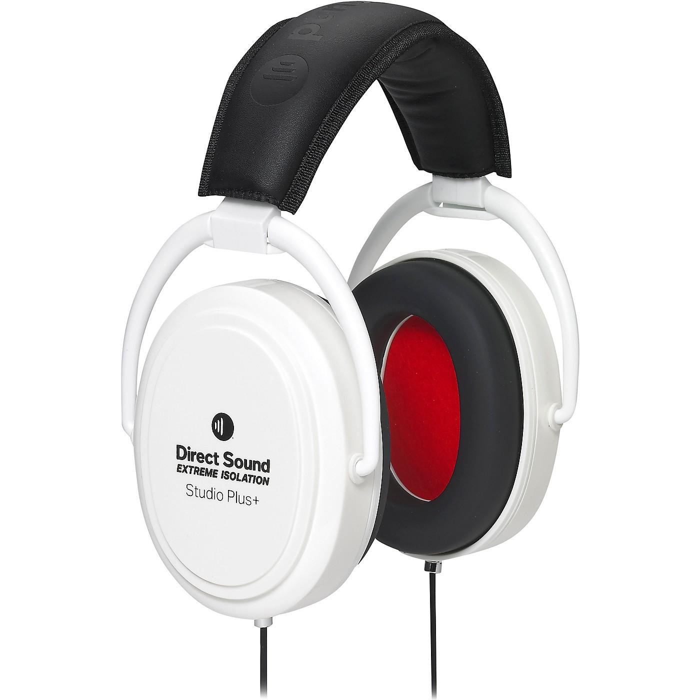 Direct Sound Studio Plus+ Studio Monitoring Headphones thumbnail