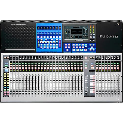 PreSonus StudioLive 32 Series III Digital Mixer thumbnail