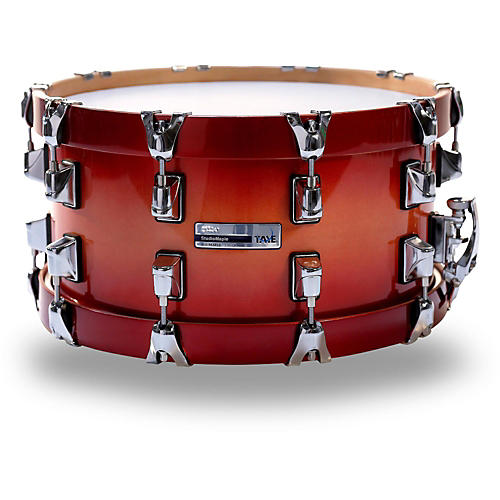 Taye Drums StudioMaple Snare Drum With Wood Hoops-thumbnail