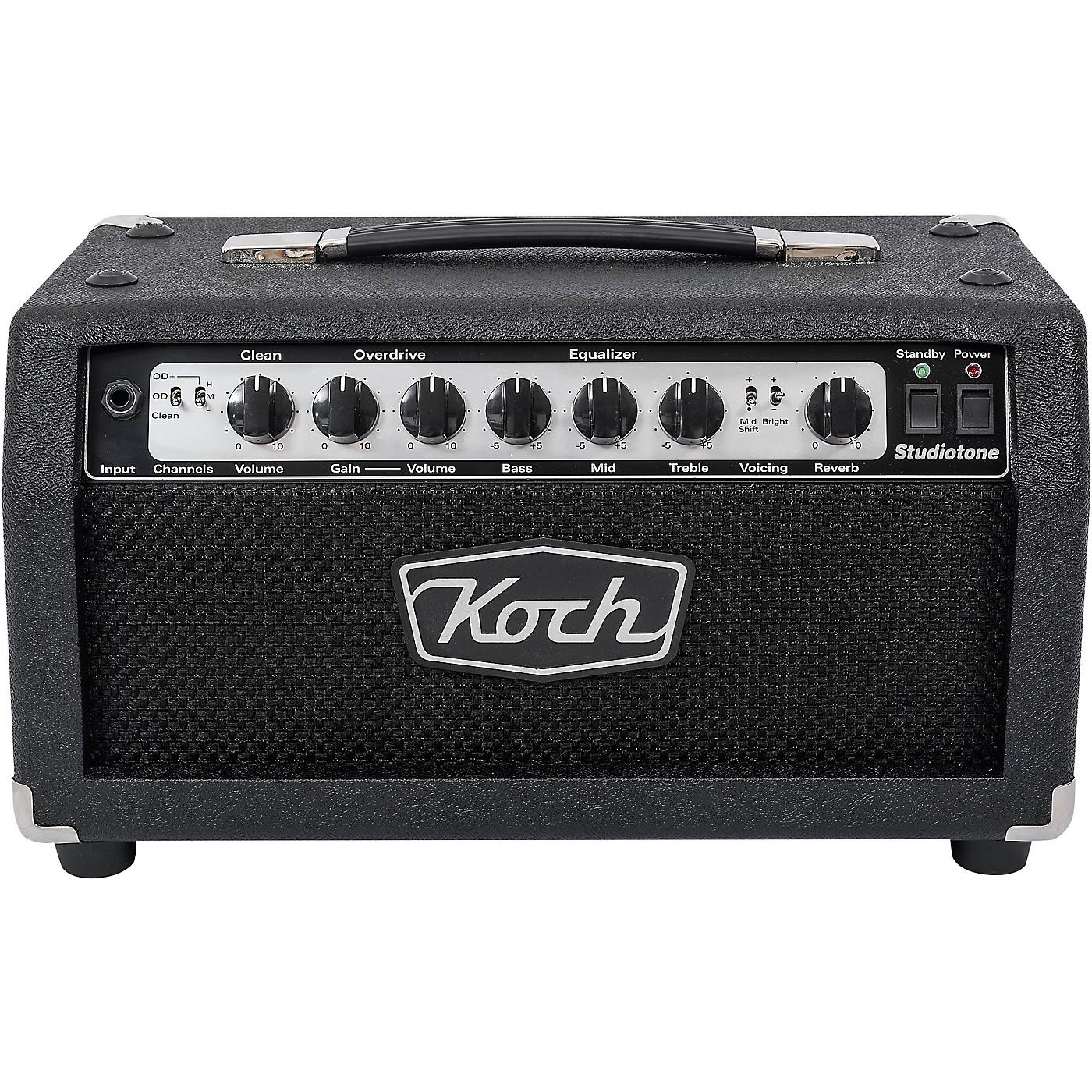 Koch Studiotone 20 20W Tube Guitar Amp Head thumbnail