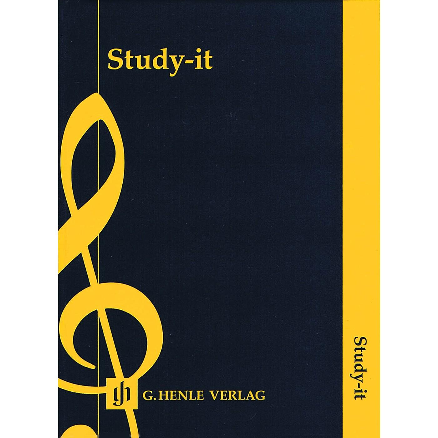 G. Henle Verlag Study-it Sticky Notes Henle Music Folios Series Hardcover thumbnail