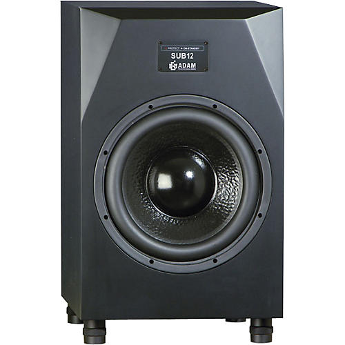 Adam Audio Sub12 Powered Studio Subwoofer thumbnail