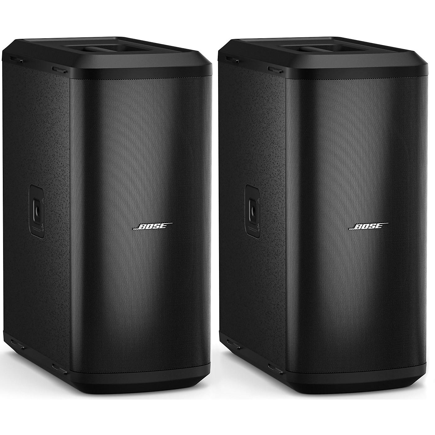 Bose Sub2 Powered Bass Module Pair thumbnail