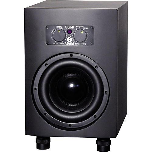 Adam Audio Sub8 Powered Studio Subwoofer thumbnail