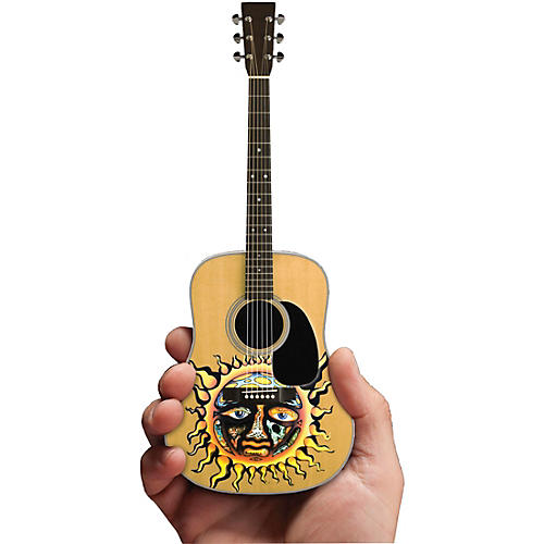 Iconic Concepts Sublime - Acoustic Guitar Officially Licensed Miniature Guitar Replica thumbnail